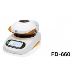 FD-660 Infrared Moisture Determination Balance